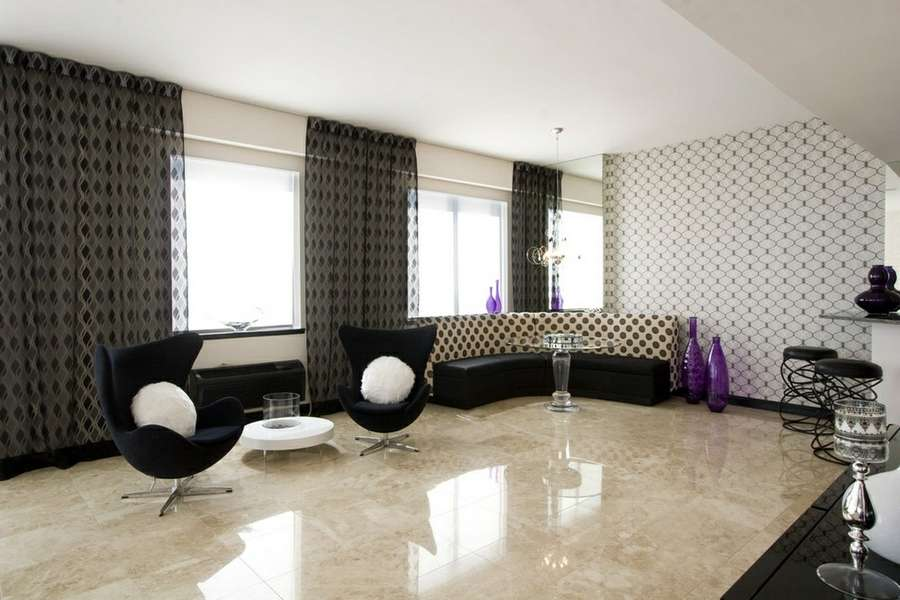 Marble tiles how to keep your marble floor lush - Hiring a home designer saves much money and time ...