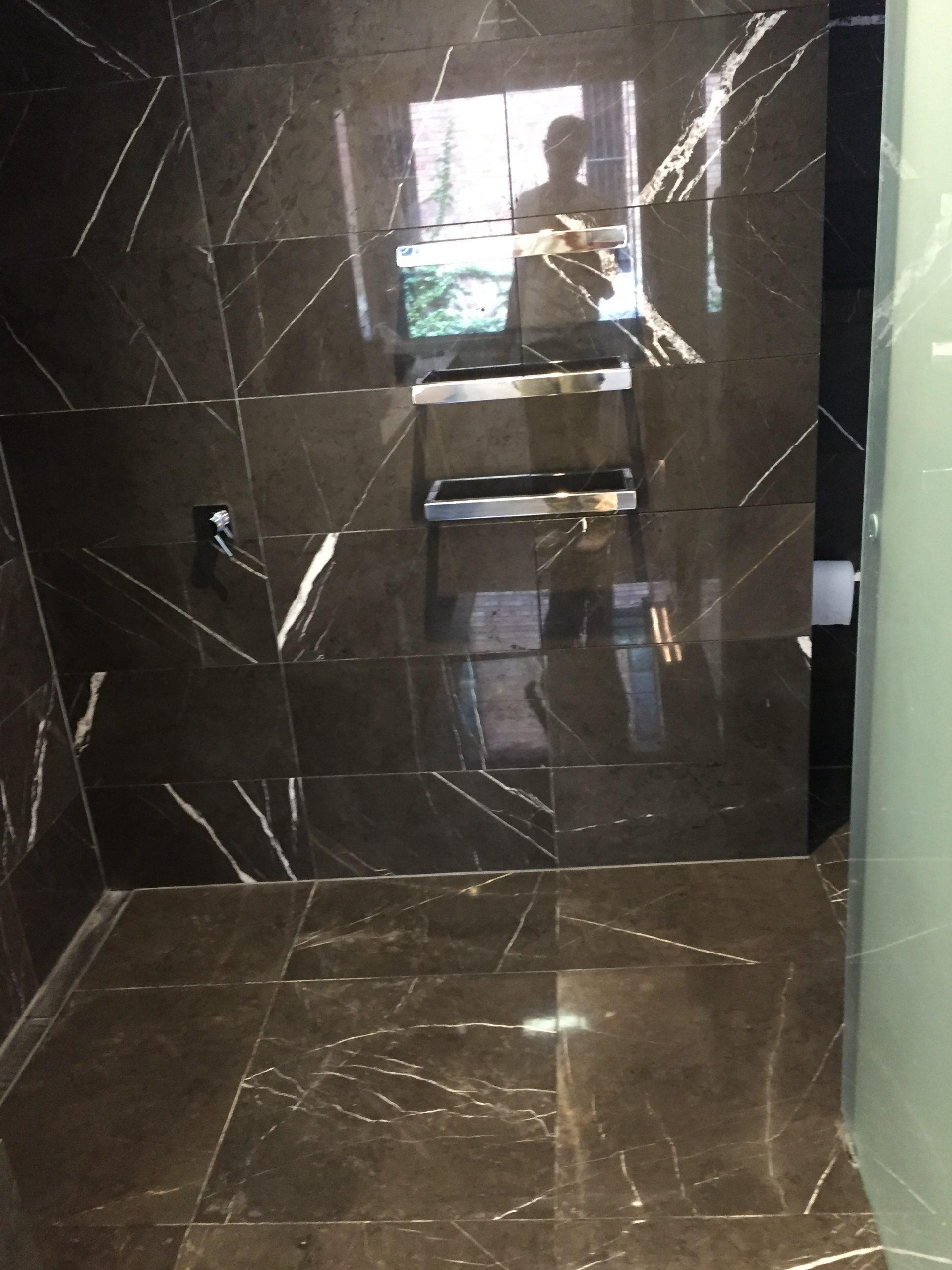 Marble Restoration for bathrooms