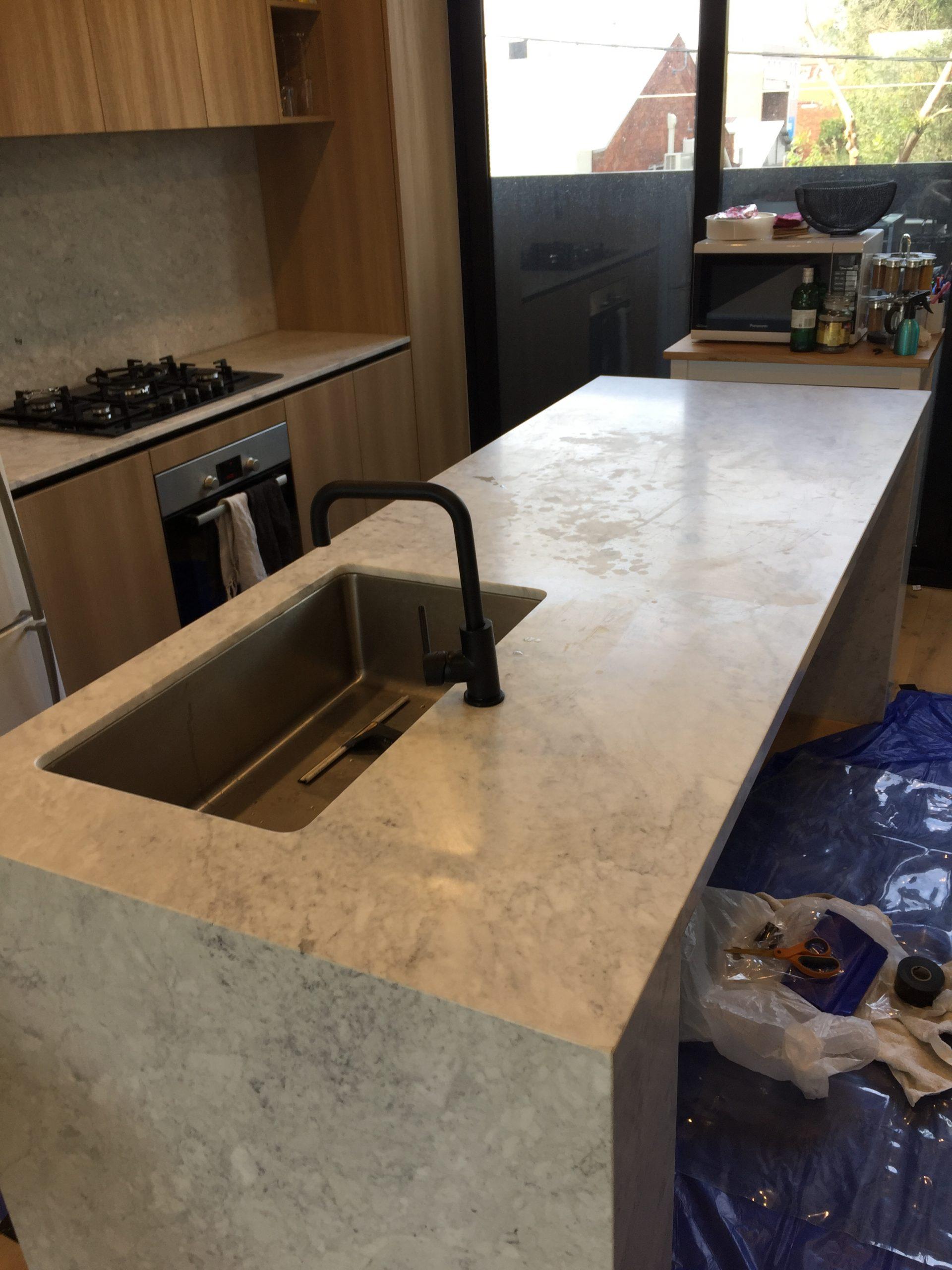 Granite Kitchen Bench Tops